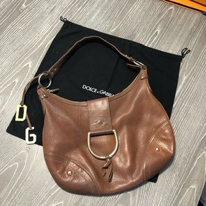 Dolce & Gabbana leather Vintage Bag